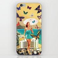 Petaloudes iPhone & iPod Skin