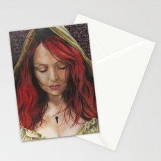 Chastity V1 Stationery Cards