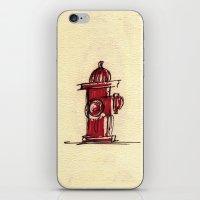 Fire Starter iPhone & iPod Skin