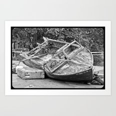 After the Flood Art Print