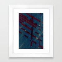 Against The Grain, I Sha… Framed Art Print