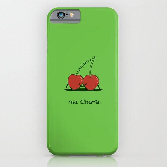 Ma Cherrie iPhone & iPod Case