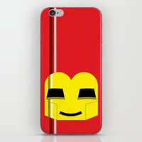 Adorable Iron iPhone & iPod Skin