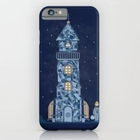 iPhone Cases featuring There Must Be More Than The Sea by Teo Zirinis
