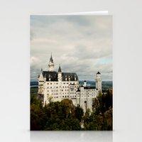 Neuschwanstein Stationery Cards