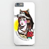 Chica Lobo iPhone 6 Slim Case