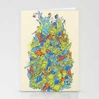 Music--Something For Eve… Stationery Cards