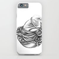 Tangled- Little Finch iPhone 6 Slim Case