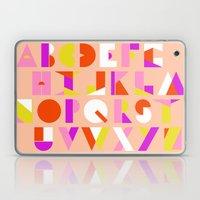 AlphaGeo Poppy Laptop & iPad Skin