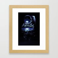 The Keeper Framed Art Print