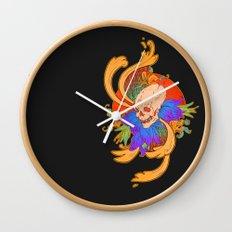 Alien Queen Wall Clock
