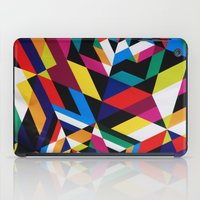 Colors and Design iPad Case