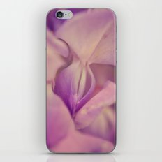 I Will Be Here in the Morning iPhone & iPod Skin
