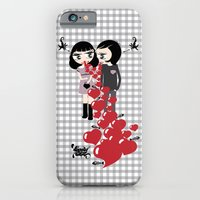 iPhone & iPod Case featuring Lady & Lord Valentine's by LadyTiz