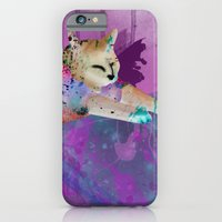 iPhone & iPod Case featuring Waiting by TTTRIPTYCH