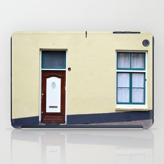 Dutch door and window iPad Case