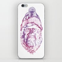 Chewipster iPhone & iPod Skin
