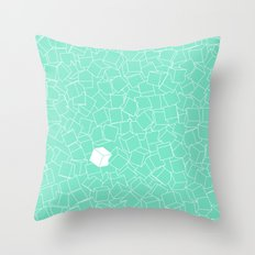 Qubi Throw Pillow