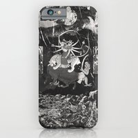 The Void Tigers' Last Smiling Crawl Towards A Long Dead God iPhone 6 Slim Case