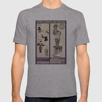 Patrone sur Mesure Mens Fitted Tee Athletic Grey SMALL