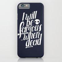 Famous.. iPhone 6 Slim Case