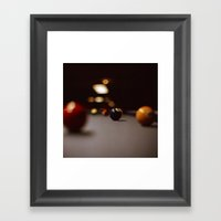 Billard Framed Art Print