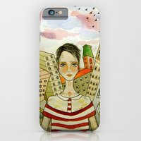 iPhone & iPod Case featuring where's my soul by Ela Caglar