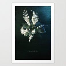 Archaeopteryx Art Print