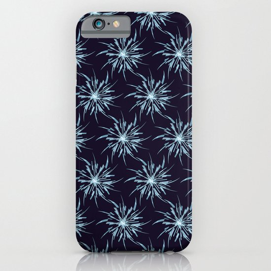 Christmas Snowflakes iPhone & iPod Case