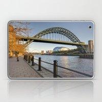 Newcastle Tyne Bridge Laptop & iPad Skin