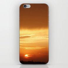 Sunset, April 16th, 2014 iPhone & iPod Skin