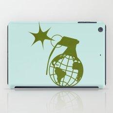 Earth Grenade iPad Case