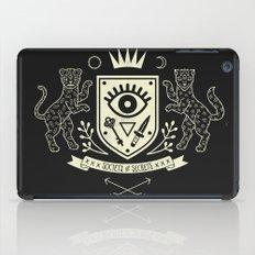 The Secret Society iPad Case
