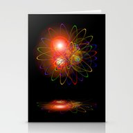 Magical Light And Energy… Stationery Cards