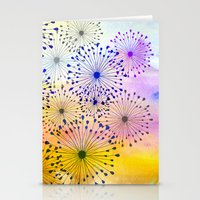Burst! Stationery Cards