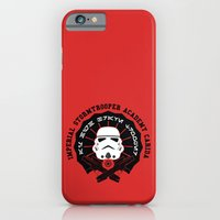 iPhone & iPod Case featuring Imperial Academy by geekchic