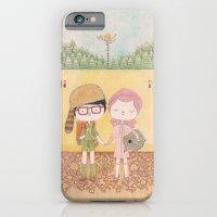 moonrise kingdom iPhone & iPod Cases featuring moonrise kingdom by yohan sacre