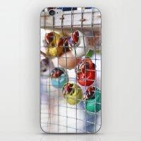 Hermit Crabs - Summer Ho… iPhone & iPod Skin