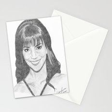 Halle Berry Stationery Cards