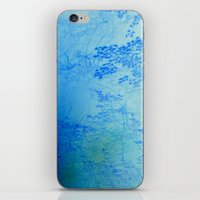 Fire Forest iPhone & iPod Skin
