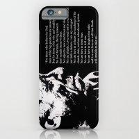 Charles BUKOWSKI - faith quote iPhone 6 Slim Case