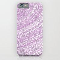 Pink Pulse o2. iPhone 6 Slim Case