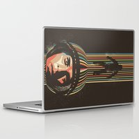 Laptop & iPad Skin featuring Relativity by The Art of Danny Haas