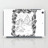 Pin Up 001 iPad Case
