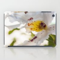 Orchid White iPad Case