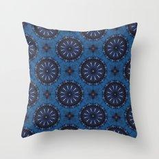 kalei 3 Throw Pillow