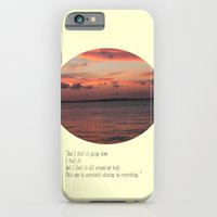 The Sun Shines On Everything iPhone 6 Slim Case