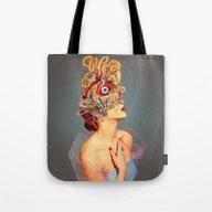 Freud Vs Jung Tote Bag