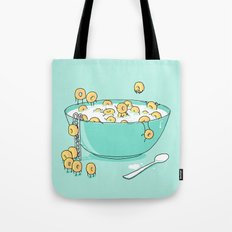 Early Morning Party Tote Bag