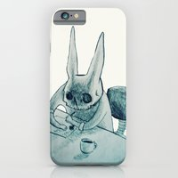 iPhone & iPod Case featuring another bunny by mloyan